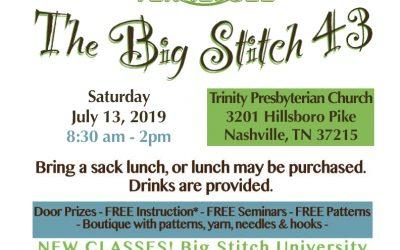 Big Stitch 43
