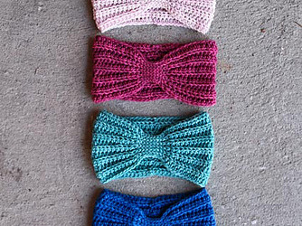 10 Free Crochet Headband Patterns