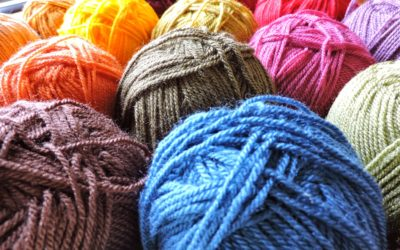 Yarn Donations Coming In!