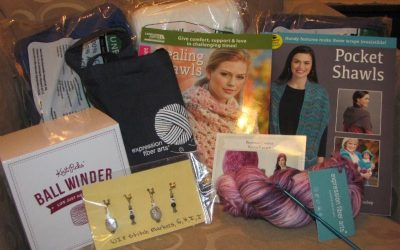 TWO Big Door Prizes at the January Big Stitch!