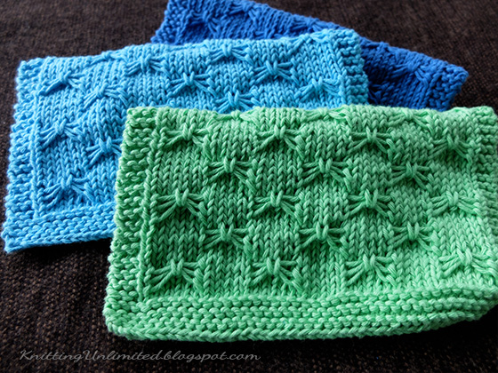 Knitting Events 2018 : Knitting slip stitches knit and crochet tn