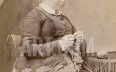TIP: A Little Knitting History