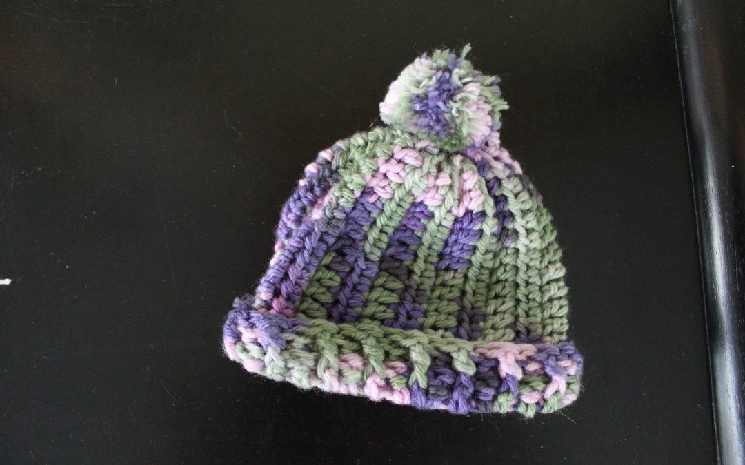 Doris's Crochet Hat