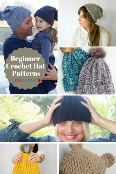 CROCHET  – HATS!!!